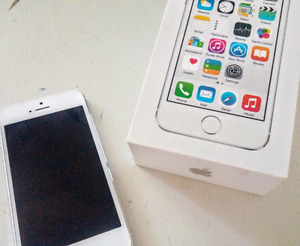 Iphone 5s 16gb Blanc - Telus