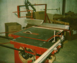 scoring blade table saw