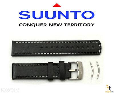 Suunto Elementum Original Schwarz Leder Uhr Band Armband Set mit / 2 Stifte online kaufen
