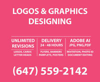 Logo & Graphics Designing | Creative Graphics