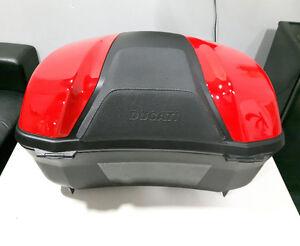 Used Ducati Top Case for 2010 - 2015 Multistrada Kitchener / Waterloo Kitchener Area image 4