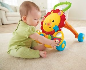 Fisher-Price Musical Lion Walker, $15 Firm.