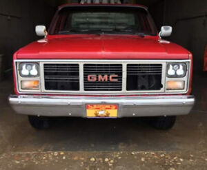 1986 GMC 1500 Regular Cab