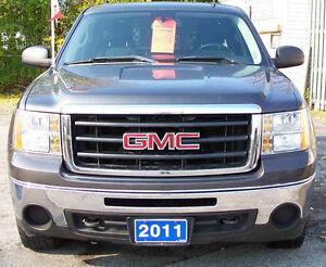 2011 GMC Sierra 1500 SLE Crew Cab Pickup Truck