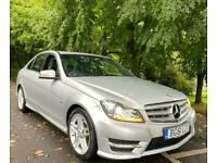 2011 MERCEDES C Class SPORT 125 EDITION ONLY 65K FDSH XENONS 2OWNERS UK DELIVERY
