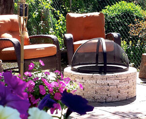 Amazing Granite Fire pits! West Island Greater Montréal image 4