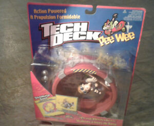 Tech Deck Pee Wee Daredevilyn Dylan 1999
