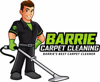 BARRIE'S BEST CARPET CLEANING - 2 ROOMS, HALL & STAIRS $99+HST