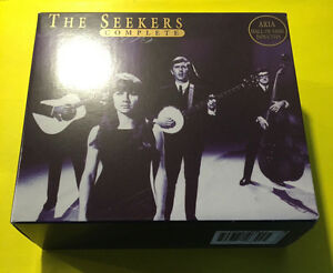 THE SEEKERS COMPLETE - 5 CD