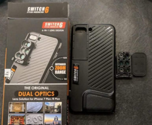 Ztylus Switch Iphone    Case 8/7 Plus