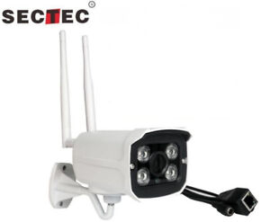 ★ CAMERA DE SECURITE 6 DOT TRACKET WIFI EXTERIEUR ★