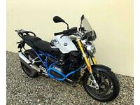 BMW R1200 R EXCLUSIVE ABS - TOP SPEC - LOW MILES - IMMACULATE - MAY PX BIKE ONLY