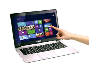 ASUS Vivobook 12GB RAM 500GB touchscreen gaming note ~~~ ///