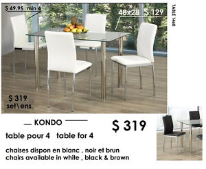 chaises - chaises - chairs - chairs =payez moins !! casaelite.ca