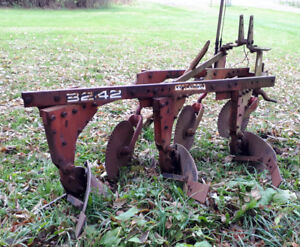 3 Furrow Plow For Sale