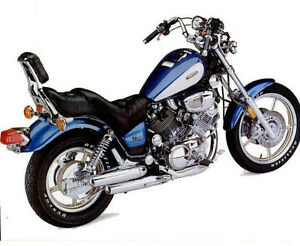 Yamaha Virago XV750 or XV1100 - Wanted