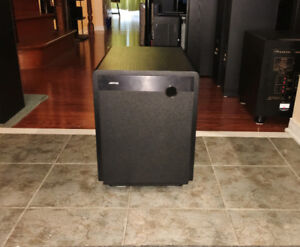 "Stylish Jamo 10"" Powered Subwoofer	SUB 300"
