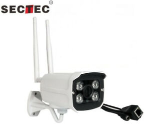 SECURITY CAMERA SECURITE 6 DOT TRACKET WIFI