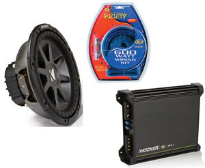KICKER CAR STEREO 8