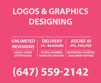 Affordable Logo Designing | Experienced Graphics Designing