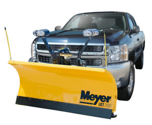 New Meyer 8' Lot Pro™ Contractor Plow - Blowout Price!