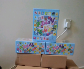 JOB Lot OF 3 FUN GENNES BUILDING BLOCK SETS 3 FOR £10 OR £5 FOR 1