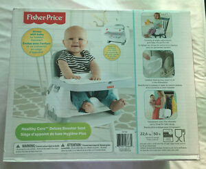 BRAND NEW Fisher Price. Healthy care booster seat