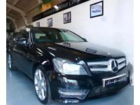 2013 Mercedes-Benz C Class 1.6 C180 AMG Sport Sport Coupe 2dr