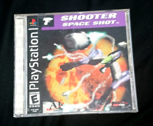 Shooter space shot sur Playstation