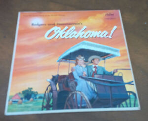 LP: Oklahoma! Rodgers and Hammerstein's Motion Picture