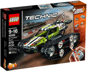 LEGO Technic 42065 - RC Tracked Racer - Brand New Sealed