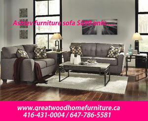 ASHLEY FURNITURE SALE !!! SOFA AND LOVE SEAT FOR $999 ONLY