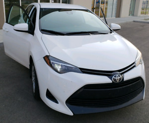 Toyota corolla (Winter Tires included)