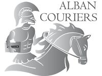 Alban Same Day Courier Service - Legal Documents/Fragile items/Timed deliveries