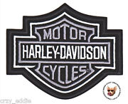 Harley Davidson Bar & Shield Patch