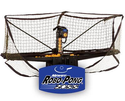 Newgy Robo-Pong 2055 Table Tennis   Ping Pong robot 01c6616cc8319