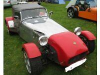 REDUCED! Locust Kit Car not Caterham, Seven, Lotus, Classic Car, Kitcar
