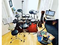 Drums lessons
