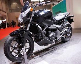 Honda NC750 S DCT (automatic bike) for sale