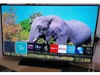 "Samsung 40"" H5500 Series 5 Smart Full HD LED TV"