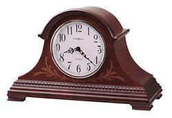 635-115  HOWARD MILLER DUAL CHIME MANTEL CLOCK MARQUIS 635115