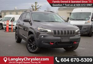 2019 Jeep Cherokee Trailhawk *BLUETOOTH* * NAVIGATION* * BACK...
