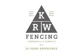 KRW Fencing Ltd