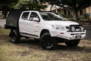 2013  HOLDEN COLORADO LX RG  Turbo Diesel 4x4 Welshpool Canning Area Preview