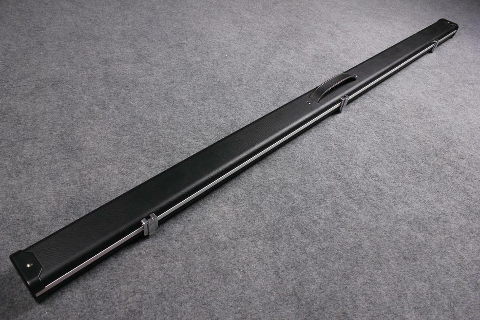 Aluminium 1pc Double Snooker Cue Case Halo Style