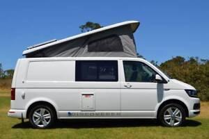 NEW 2017 Volkswagen Discoverer T6 Automatic Diesel Campervan