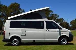 Volkswagen Trakka Automatic Campervan with 4 Seats, Shower & T.V!