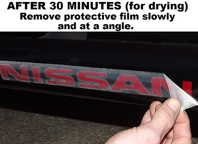 How To Install Vinyl Decals Or Stickers For Cars And More EBay - A basic guide to vinyl signs   removal options