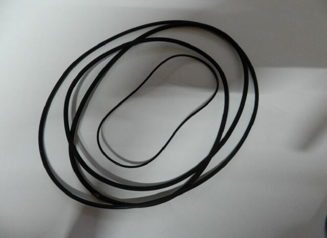 Tonband Riemensatz Grundig  TK 32 Rubber drive belt kit