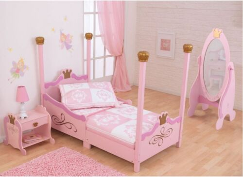 Toddler Princess Beds Nursery Furniture For Girls Bedroom Wo